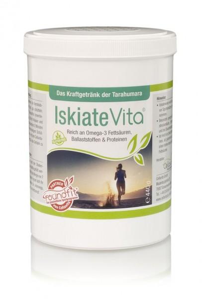 Cellavita Iskiate Vita - 440g - reich an Omega-3 Fettsäuren