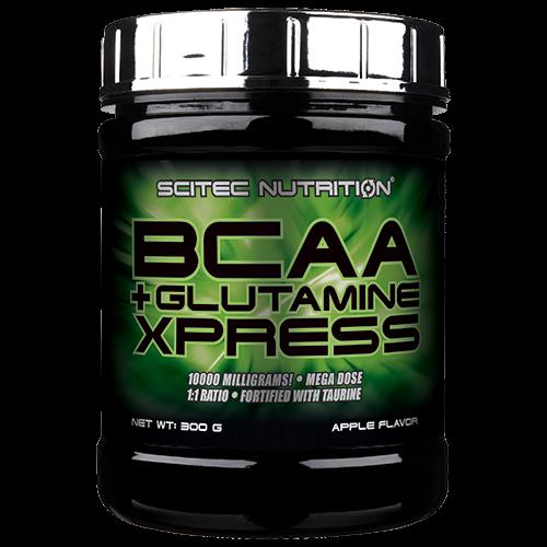 Scitec Nutrition - BCAA + Glutamin Xpress 300g Dose