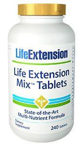 Life Extension mix tablets - 240 Tabletten