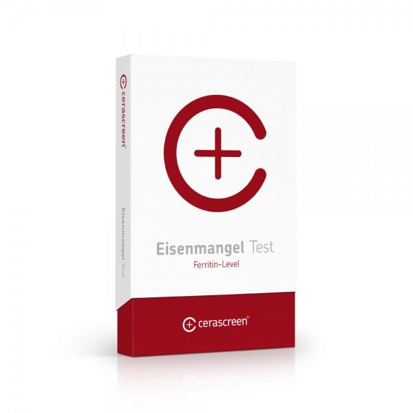 cerascreen Eisenmangel Test
