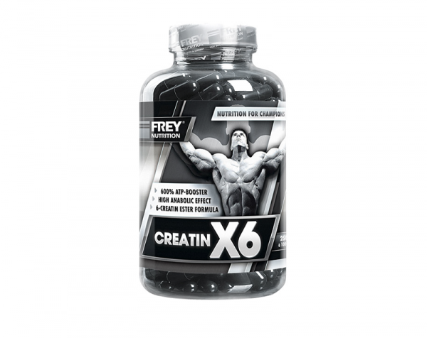 Frey Nutrition Creatin X6 250 Caps Kreatin