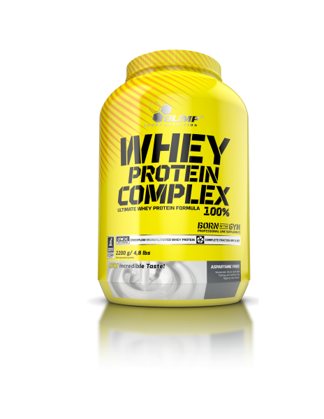 Olimp Whey Protein Complex 100% - 1,8kg - Whey Eiweiss
