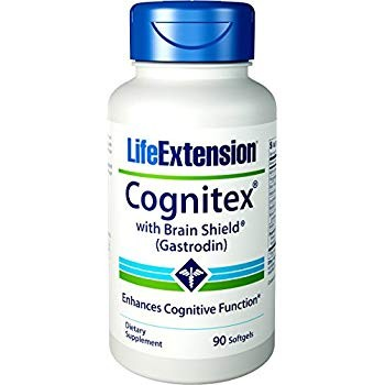 Life Extension Cognitex with Brain Shield™ 90 Softgel Kapseln