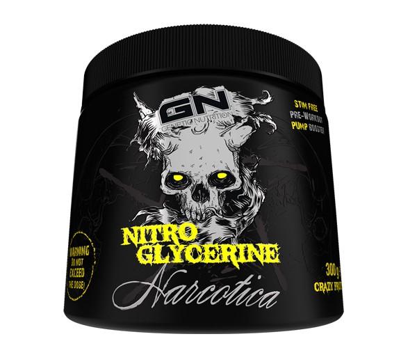 GN Laboratories Narcotica Nitro Glycerine 300g - Stim Free