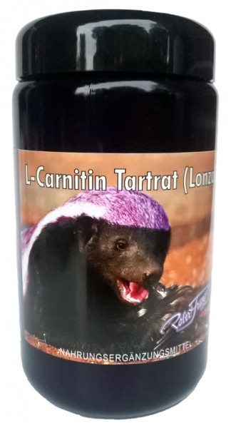 Robert Franz L-Carnitin Tartrat ( Lonza) 250g - Carnipure