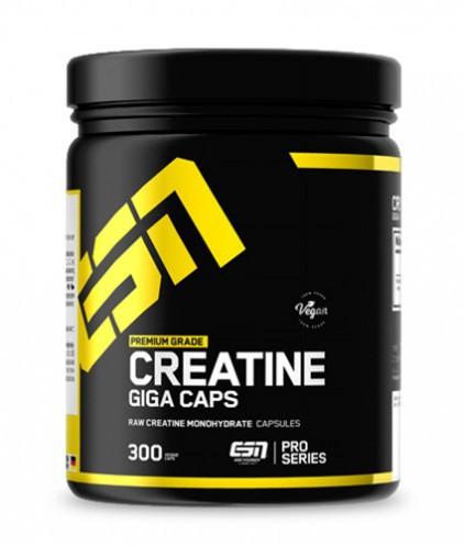 ESN Creatine Giga Caps 300 Kapseln - Kreatin