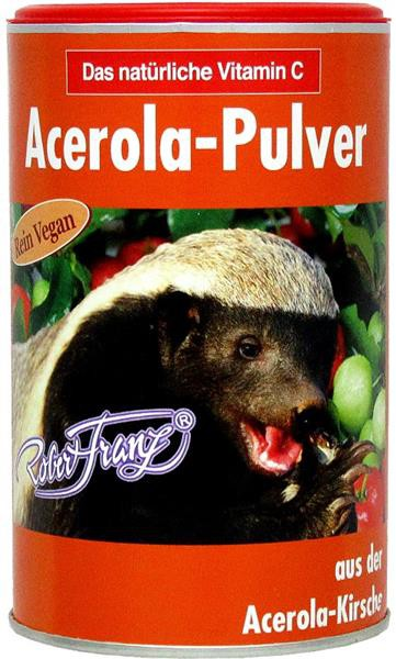 Robert Franz Vitamin C Acerola Pulver 175g
