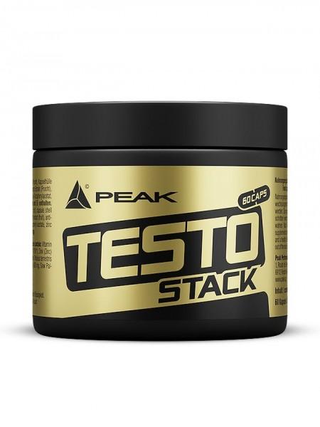 Peak Testo Stack 60 Kapseln - Tribulus Terrestries