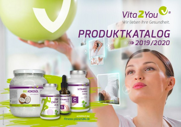 Vita2You Produktkatalog 2019/2020