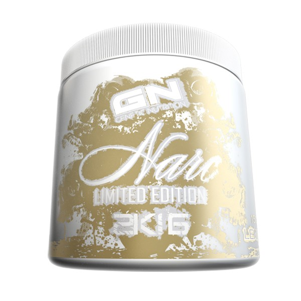 GN Laboratories Narc Limited Edition 2K16 - 150g - Pre-Workout-Booster