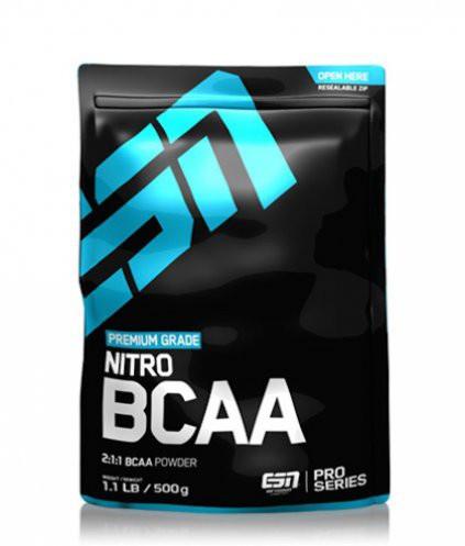 ESN Nitro Bcaa Powder 500g - Aminosäuren