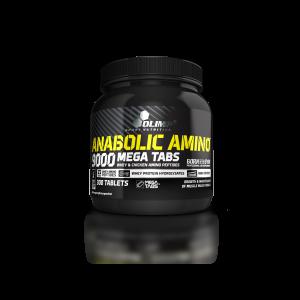 Olimp Anabolic Amino 9000 Mega Tabs 300 Tabletten