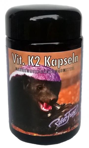 Robert Franz Vitamin K2 60 Kapseln