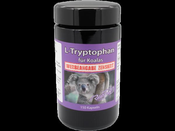 Robert Franz L-Tryptophan - 150 Kapseln - 500mg Tryptophan