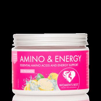 Womens Best Amino & Energy - 270g - Aminosäuren komplex mit Koffein - Booster