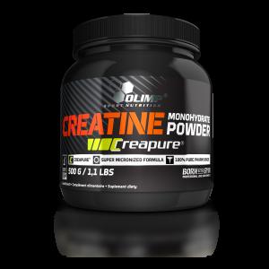 Olimp Creapure Monohydrate Powder 500g Creatin - Kreatin