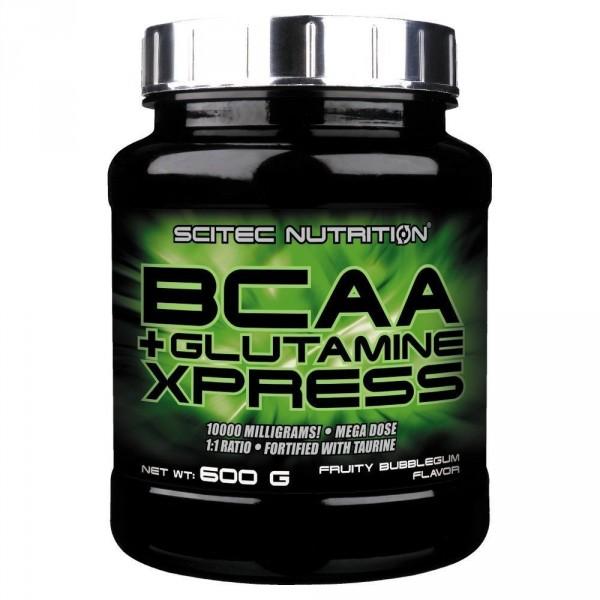 Scitec Nutrition - BCAA + Glutamin Xpress 600g Dose