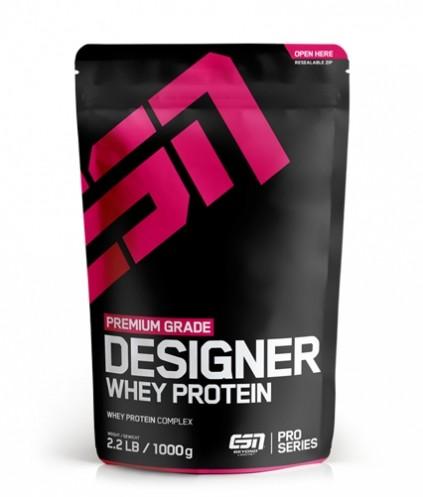 ESN Designer Whey Protein 1000g Pro Series - Premium Eiweiss