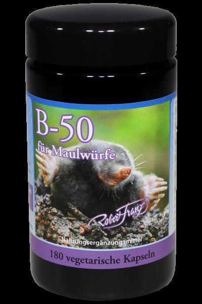 Robert Franz Vitamin B 50 - für Maulwürfe