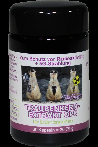 Robert Franz OPC Traubenkernextrakt - 60 Kapseln - Traubenkern