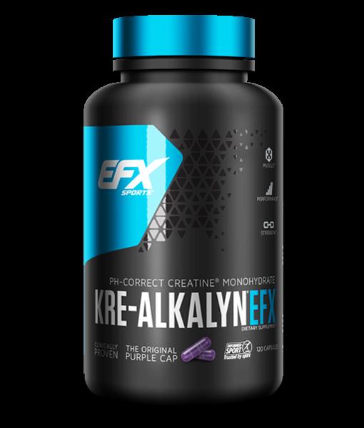 EFX Kre-Alkalyn 240 Kapseln - Kreatin