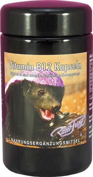 Robert Franz Vitamin B12 Kapseln - 120 Kapseln