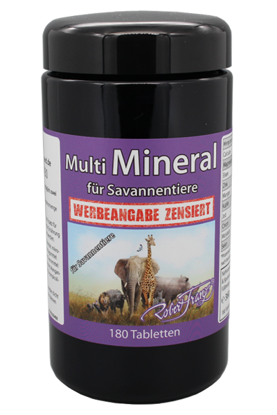 Robert Franz Multi Mineral 180 Tabletten