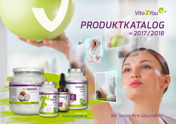 Vita2You Produktkatalog 2018/2019