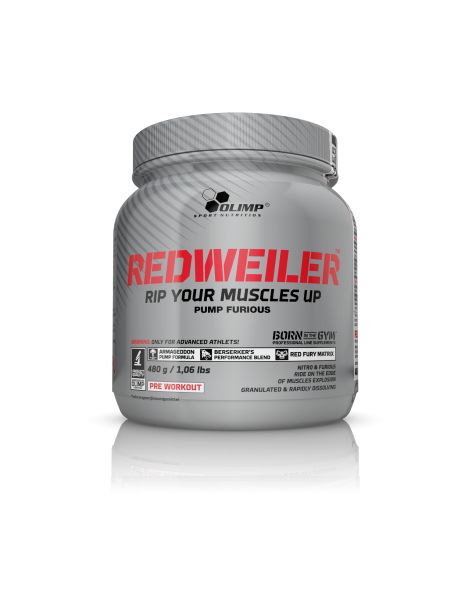 Olimp - Red Weiler 480g Pre - Workout Booster