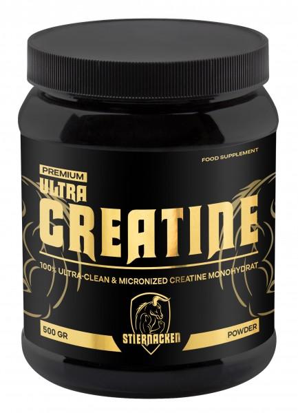 STIERNACKEN Ultra Creatine Pulver 500g - Monohydrate