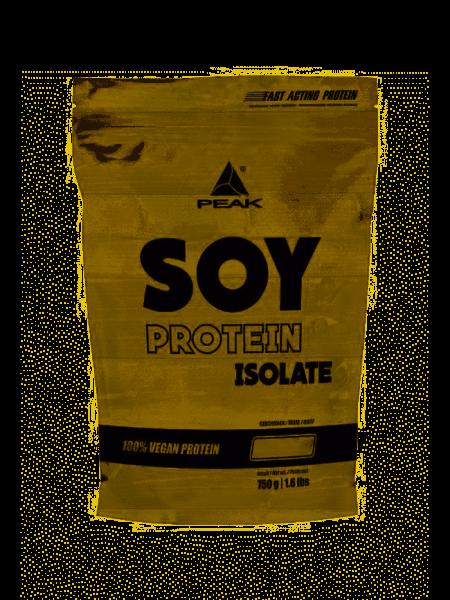 PEAK Soy Eiweiß Soja Protein Isolat 750g