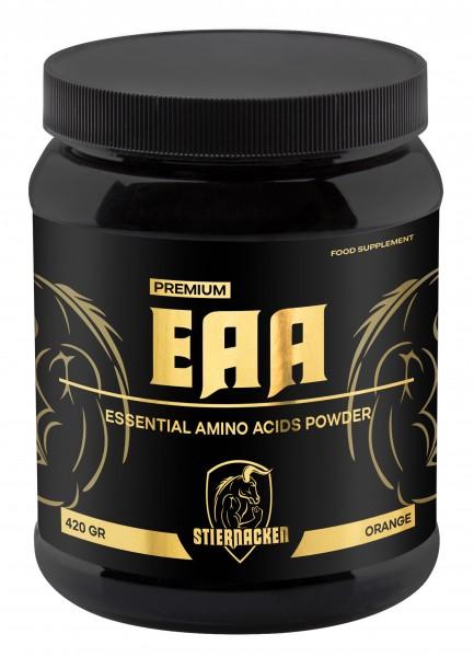 STIERNACKEN Ultra EAAs 420g - Aminosäuren - Hochdosiert
