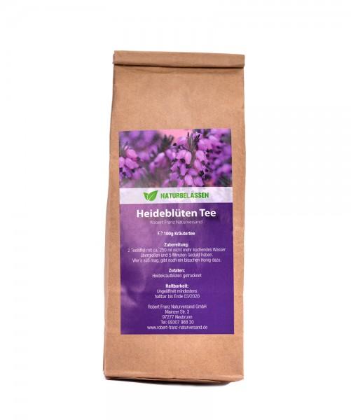 Robert Franz Heideblüten Tee 100g (Heidekraut Erikablüten)