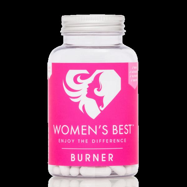Womens Best Burner Kapseln 120 Kapseln - Extrem Fatburner