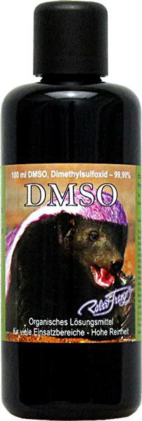 Robert Franz DMSO 100ml - Dimethylsulfoxid 99,99% Reinheit