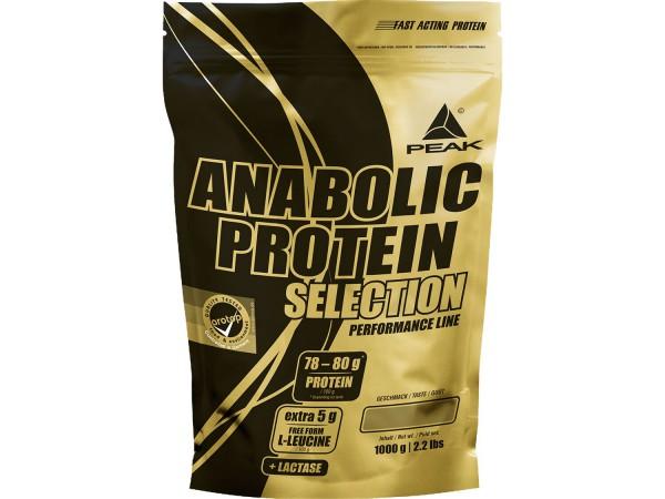 PEAK Anabolic Protein Selection 1000g Whey Eiweiß