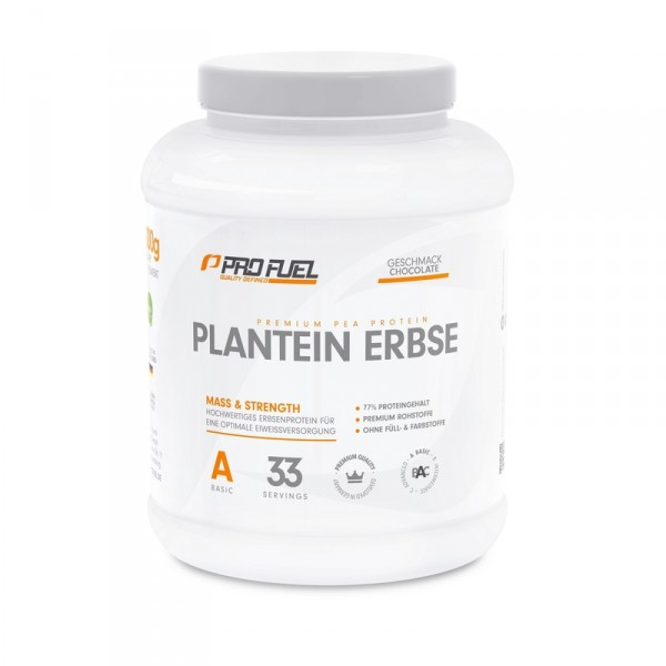 PROFUEL Plantein Erbse 1000g - Protein