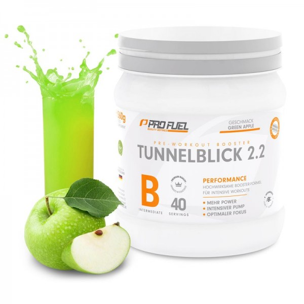 PROFUEL Tunnelblick 2.2 - 360g - Pre-Workout Booster