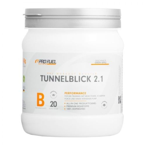 PROFUEL Tunnelblick 2.1 - 360g - Pre-Workout Booster