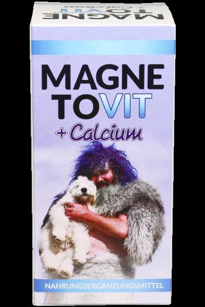 Robert Franz MAGNE TOVIT + Calcium 250ml - Magnesium flüssig