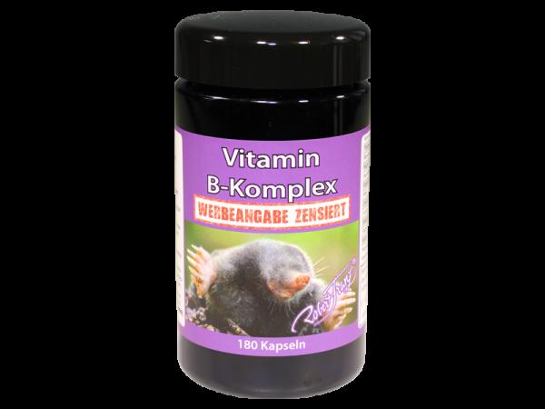 Robert Franz Vitamin B-Komplex - 180 Kapseln - B50