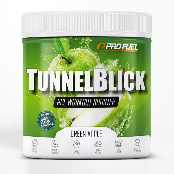 PROFUEL Tunnelblick - 360g - Pre-Workout Booster