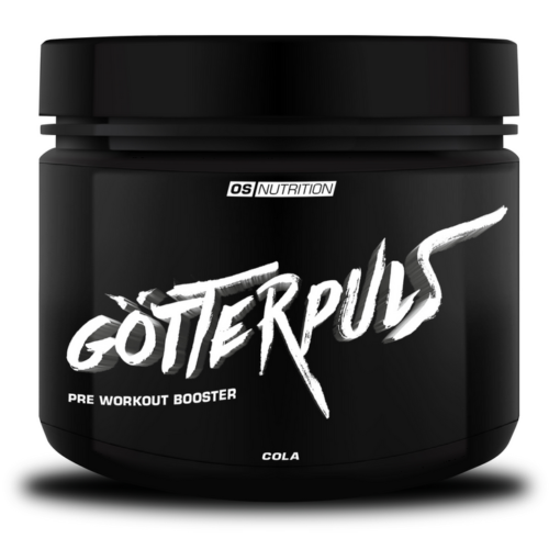 OS Nutrition Götterpuls 308g - Pre-Workout Booster