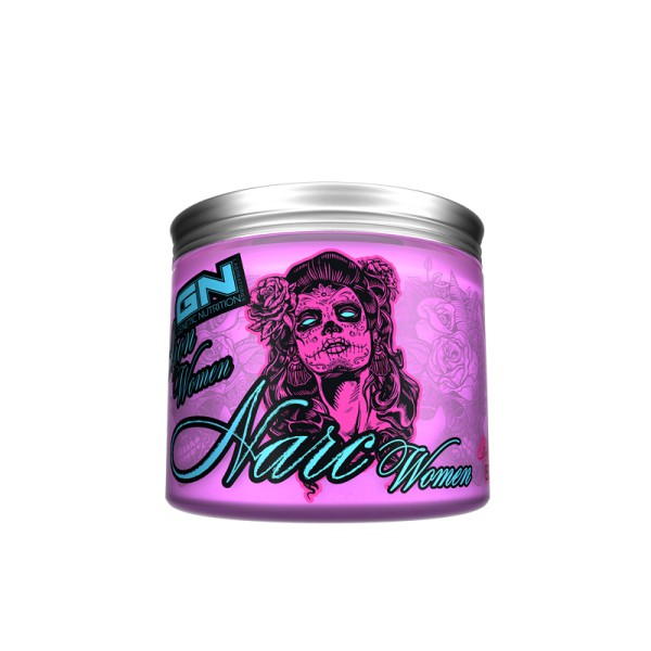 GN Laboratories Narc Women - 150g Pre-Workout-Booster- Für Frauen