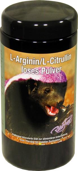 Robert Franz L-Arginin / Citrulin Pulver 500g