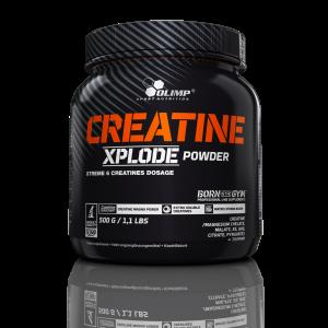 Olimp Creatine Xplode Powder 500g - 6 Kreatin Formen