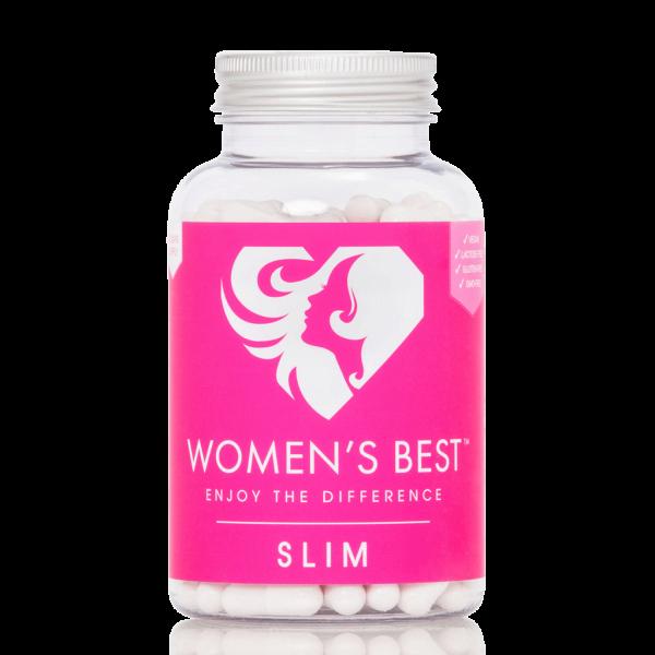 Womens Best Slim Kapseln 180 Kapseln - Fatburner bei Heißhunger